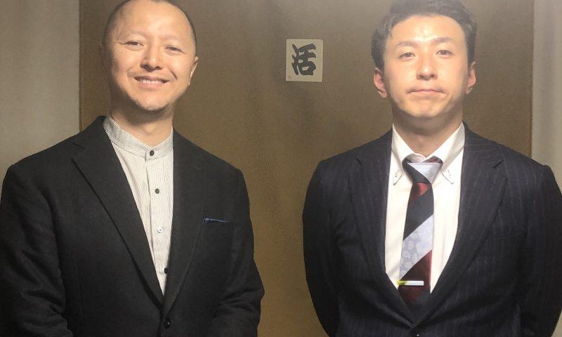 第二回 竹紋が訊く!映画評論家 前田有一先生 | 活ハウス